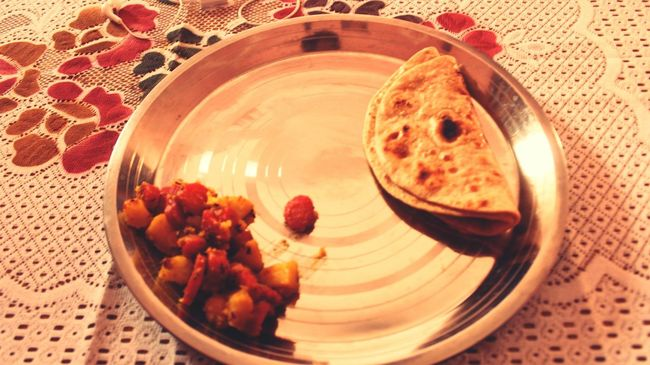 SastaFotu Roti India Bharat Indian Animato
