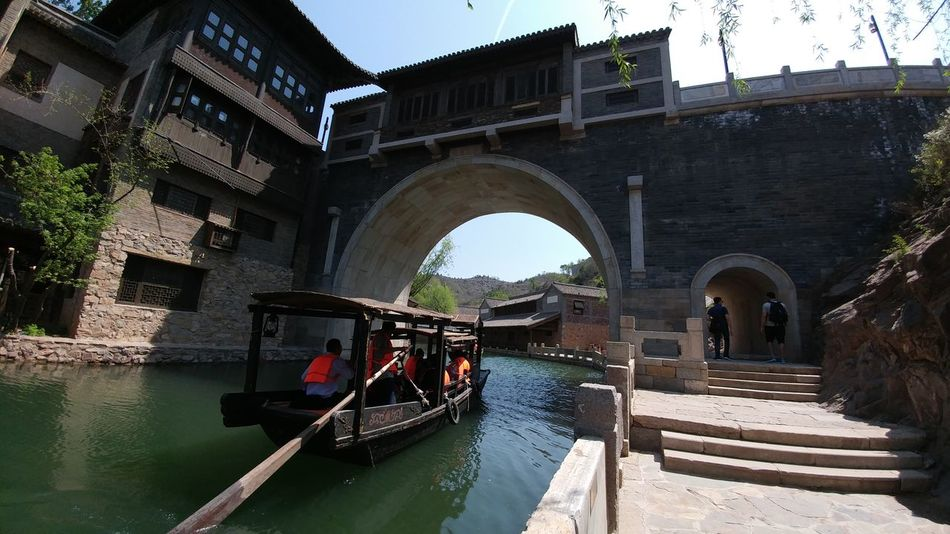 China Great Wall Watertown Boats⛵️