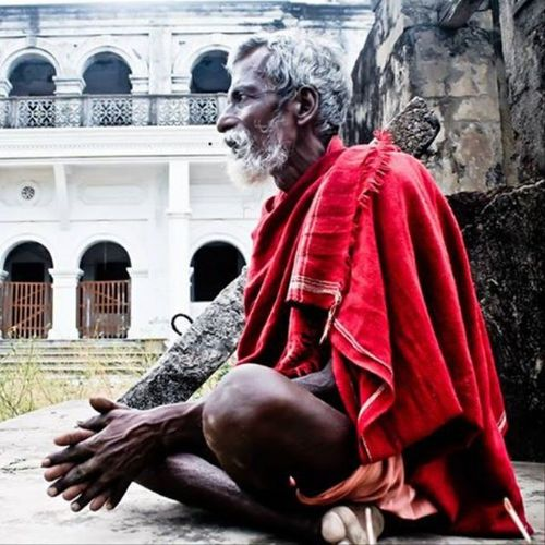 Spiritualadventurers , Asceticwarriors , Devoutmystics , Occultrebels or Philosophicmonks , the Sadhus are revered by Hindus as representatives of the Gods , sometimes even Worshipped as Gods themselves. Monks