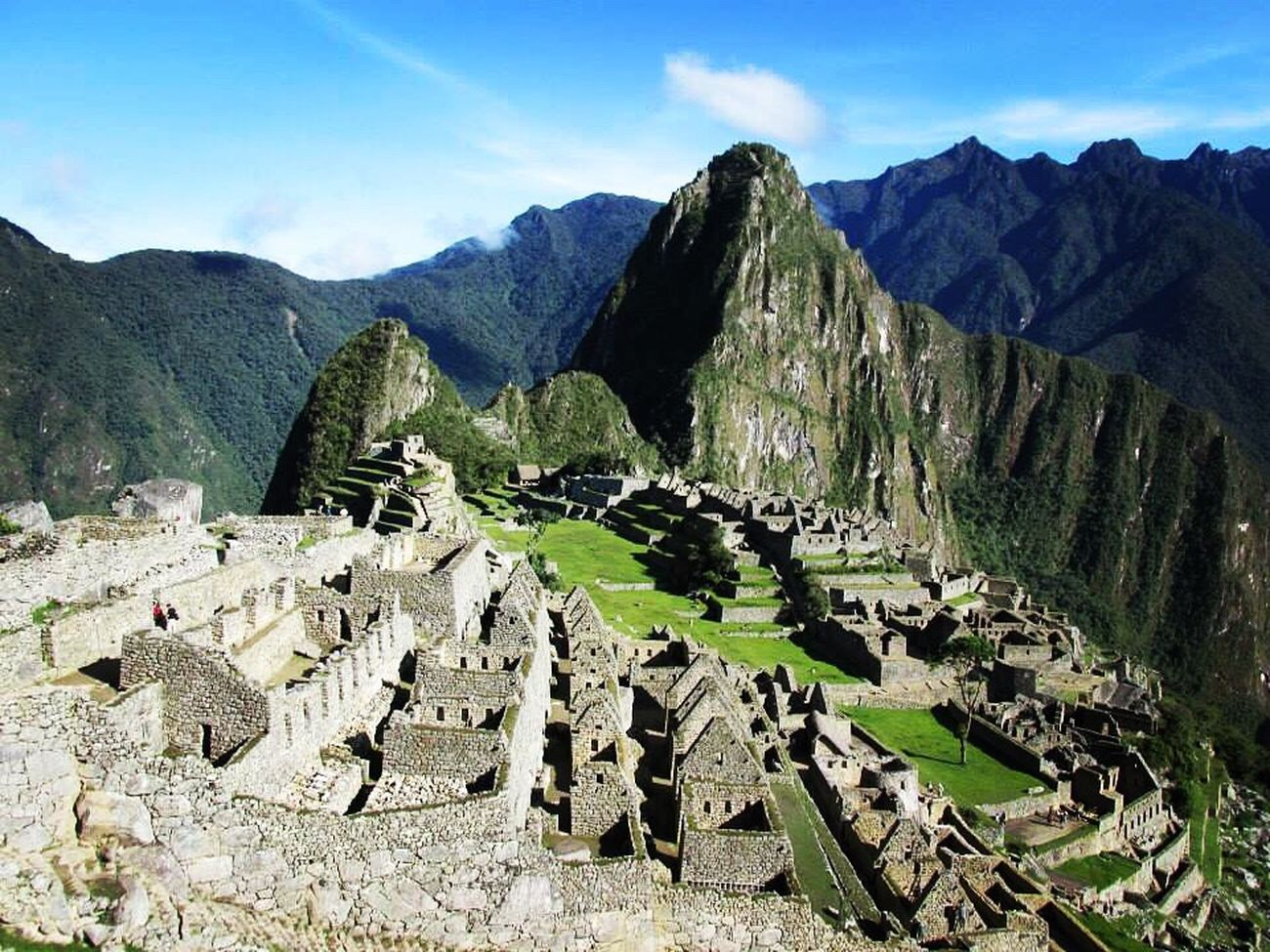 Machu Picchu , Peru . 2014 Memories Vianeycarre Incredible