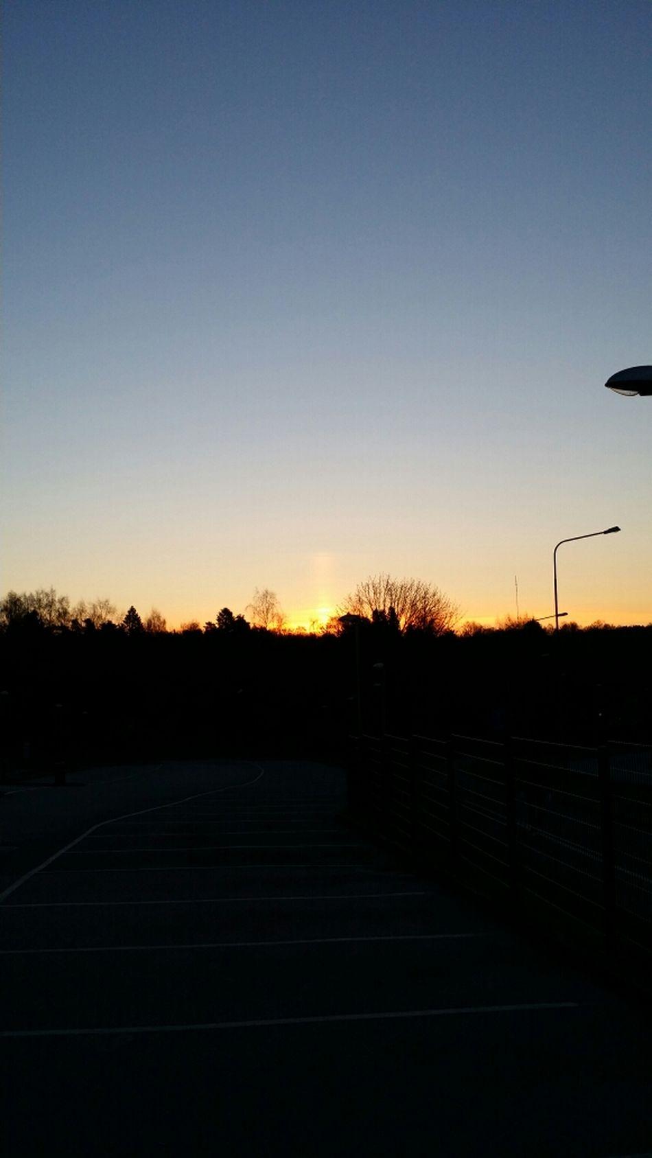God Morning! Sun Rise