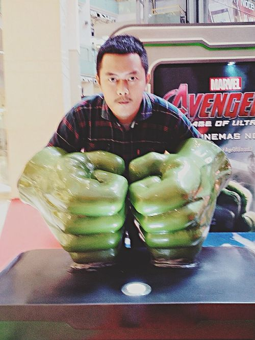 Avengers Hulk Thehulk Exhibition