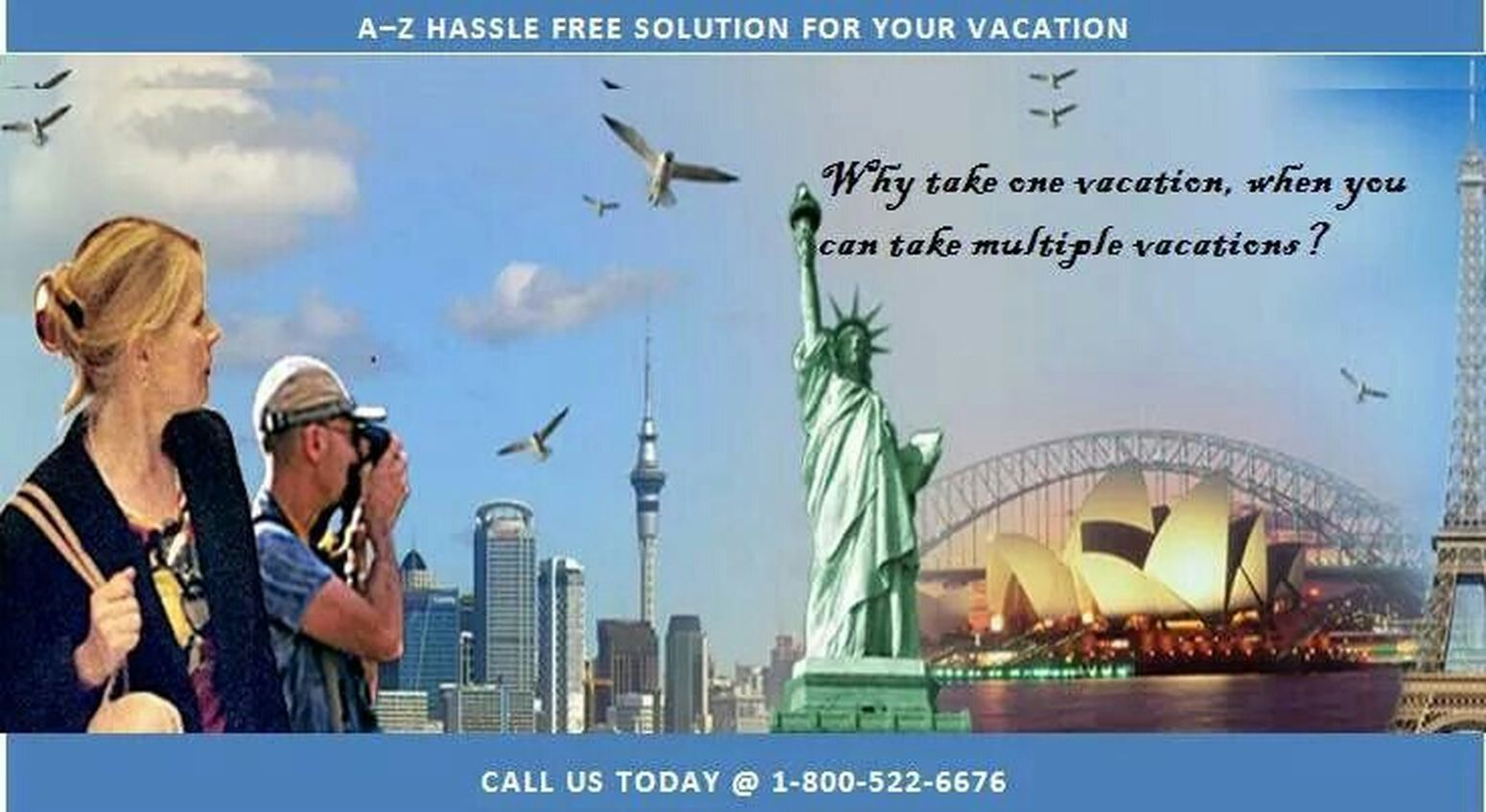 For only $99! Book now and plan your vacation at any time of th year at the same rate ! Travel Vacation2015 Lasvegas Spain♥ America Travels Lasvegasroll Affordable Price Traveling Vacation