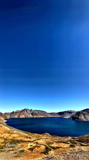 鬼斧神工🗻 Clear Sky Mountain Heaven's Lake