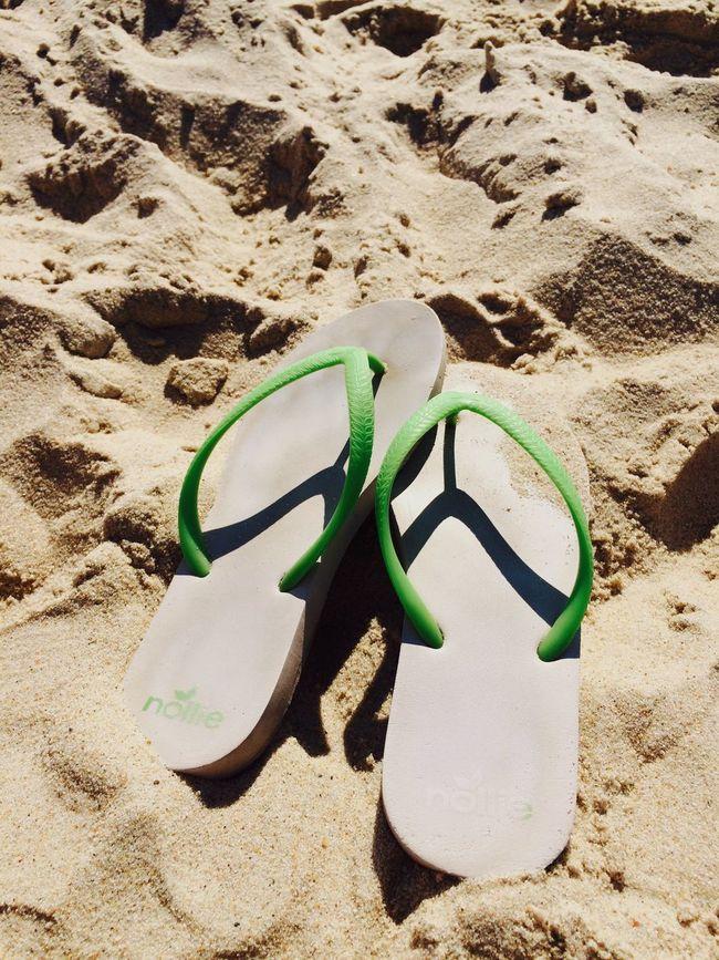 Summer Views Goodbye Beach Indian Wells Beach