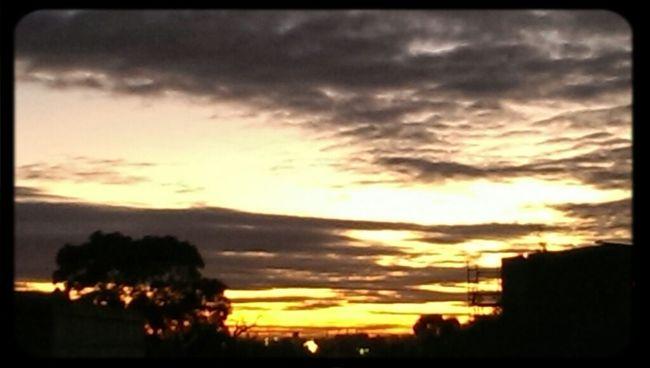 Sunset, #htcone