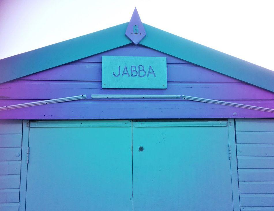 Jabbathehutt Beachhut Whitstable Kent England