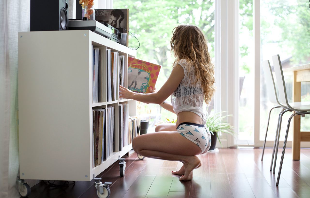 Music Vinyl Records Records Beautiful Good Morning Natural Beauty Sunlight Body & Fitness