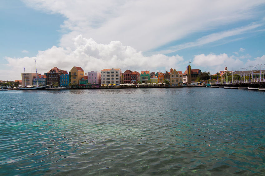 Willemstad harbour City Cityscape Willemstadt Harbour Architecture Carribean Carribean Sea Cloud - Sky Day Dutch Dutch Landscape No People Sea Sky Village Water Willemstad Willemstad Harbour