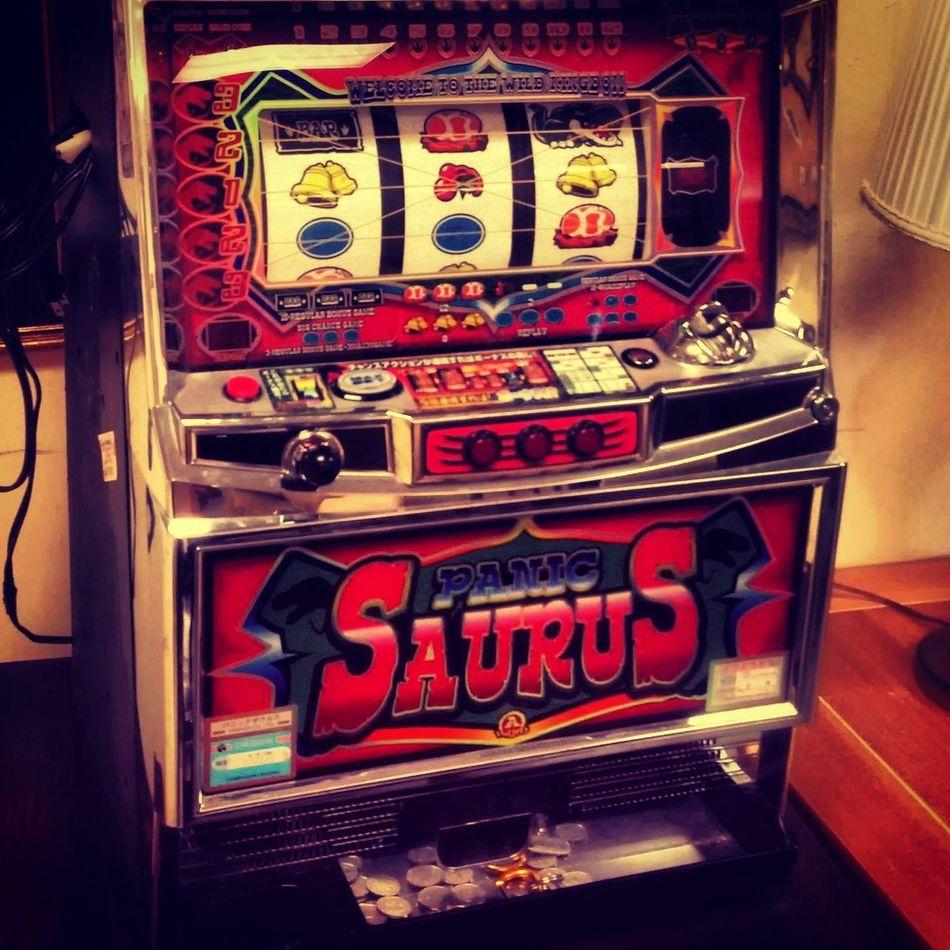 Slots Gambling Old Vintage Change Jackpot Chaching