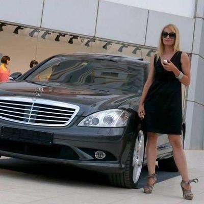 Mb Mercedes W221 S500 exposition parfum sousse tunisia