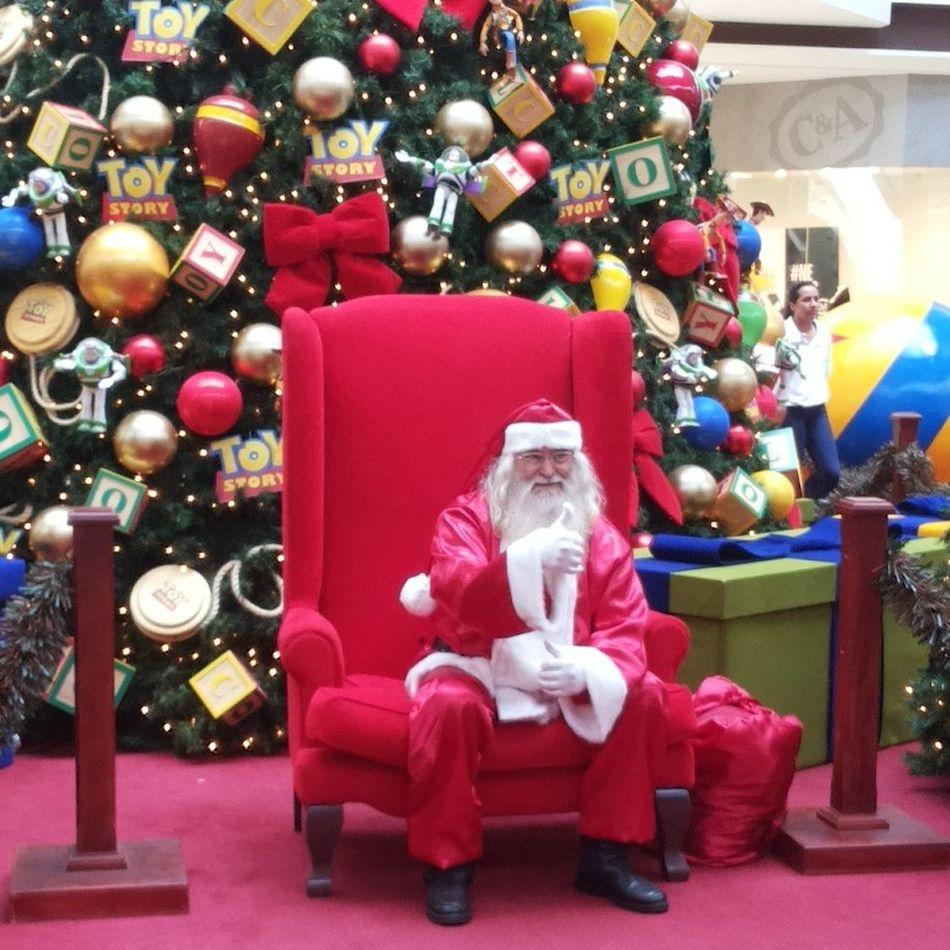 O velhoo Noel :)