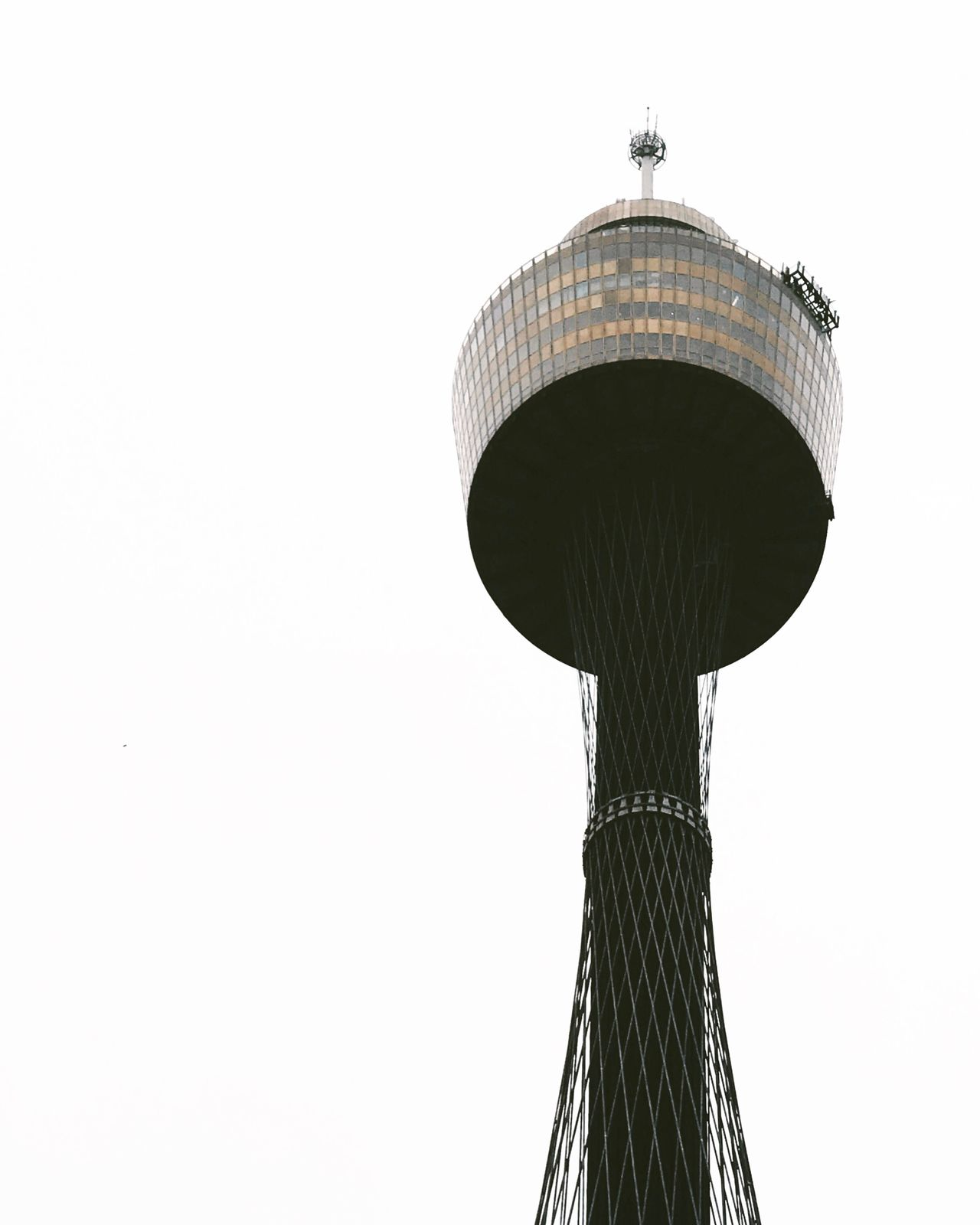 Low Angle View Clear Sky Tower Communication Built Structure Architecture Outdoors Building Exterior No People Sky City Day Global Communications