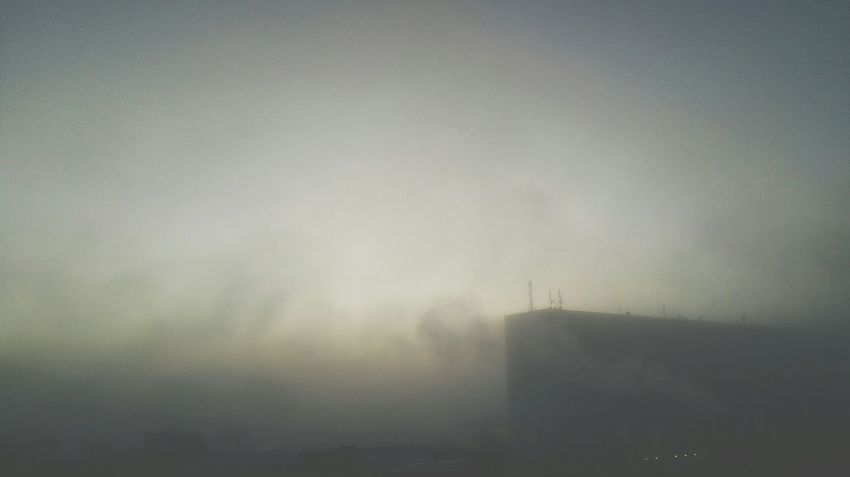 Foggy morning. Taking Photos Fog Foggy Morning Sunrise Nature Myfuckinggroningen From My Point Of View Enjoying The View