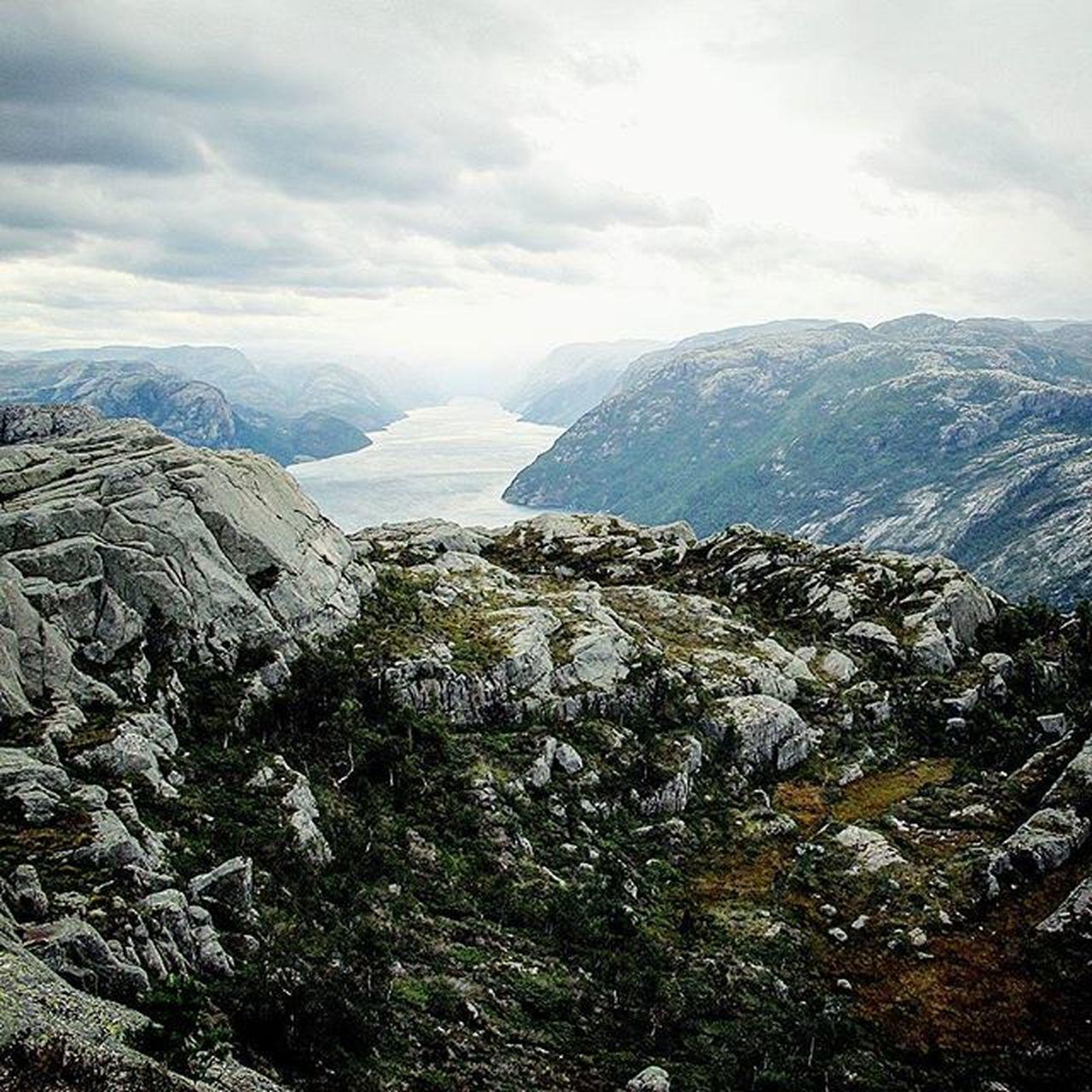 Norway Stavanger Prekstolen Desafiocanon40 Traveler Travel Traveling