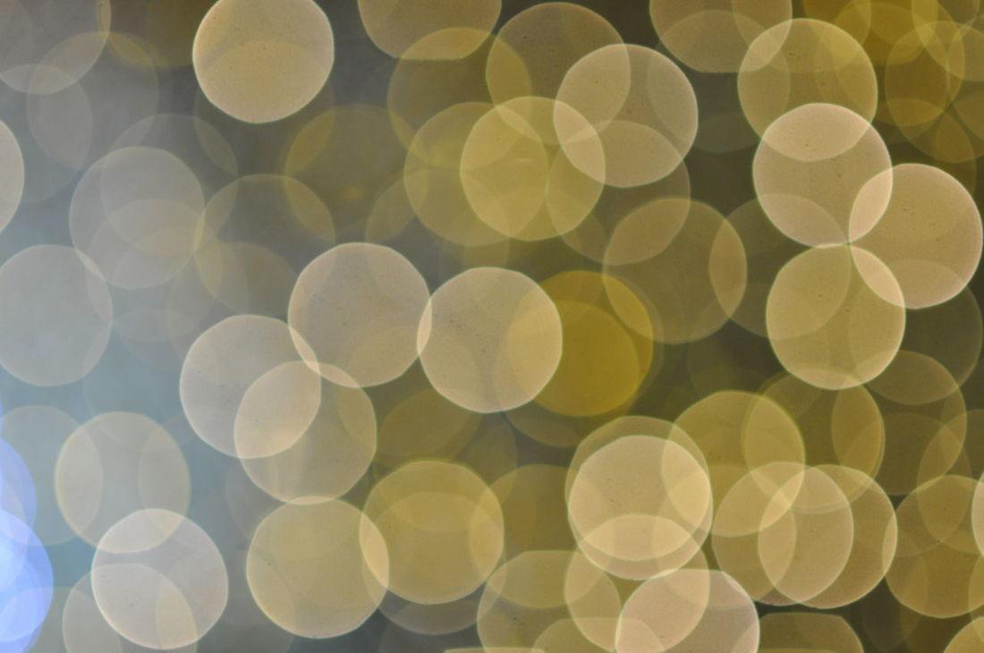 Blue Bokeh Photography Illumination Light, Yellow, Red, Bokeh, Night, Background No People