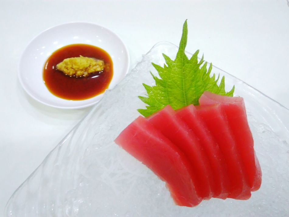 Food And Drink Healthy Eating No People Food Ready-to-eat Japanese Style Close-up Thailand Sashimilovers Japanese Cuisine Food And Drink Makuro Fish Sashimi Dinner Freshness Sauce