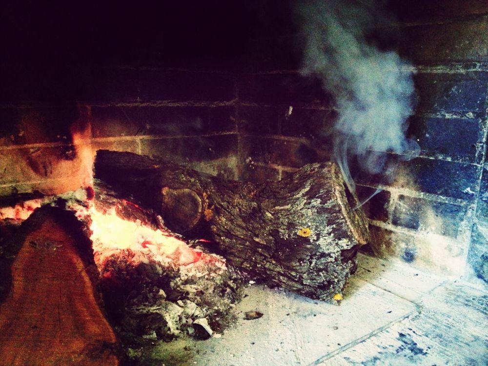 La pipa de la Pau #foc #llardefoc #fire
