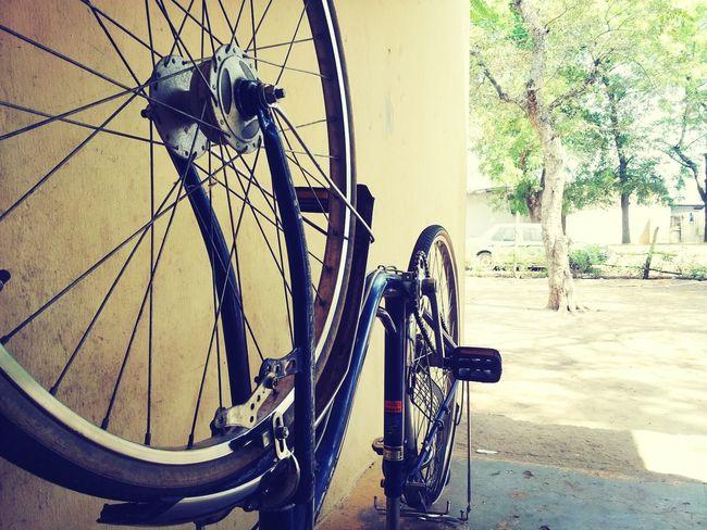 Campus, jimeta-yola Bicycle Bike at rest Subsahara Urban Geometry