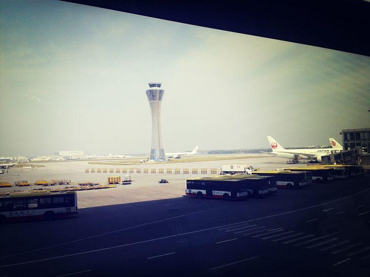 Airport Beijing Travel Air Plane