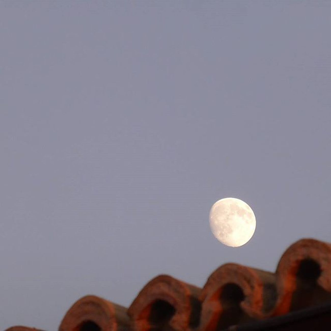 Asomando. Lunalunera Skylovers LasPedrosas Moon igerszgz instazgz igersaragon sky Luna YovisitoCincoVillas