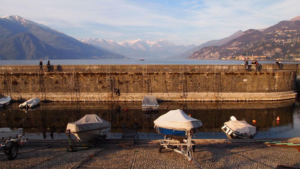 Lakeside Snowcapped Mountain Winter Outdoors Mountain Day Water Placid  Mountain Range Beauty In Nature Lake View Landscape Life Travel Destinations Bellagio Sky And Clouds Italy Tranquil Scene Placid  Beauty Lakeside Lake Como EyeEm Gallery EyeEm Best Shots Eyeemphotography
