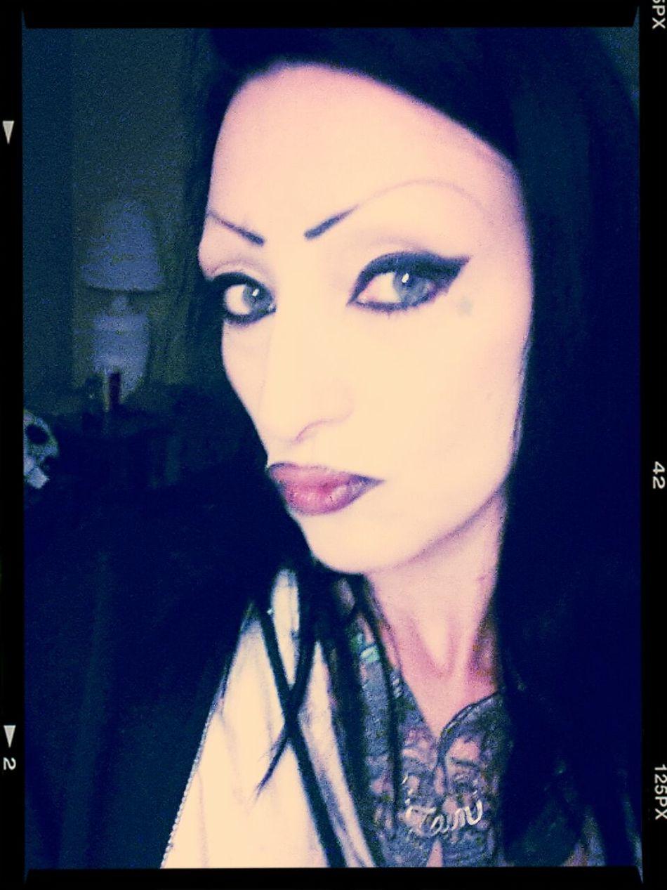 Gothic Vampire Darkness Lesbian