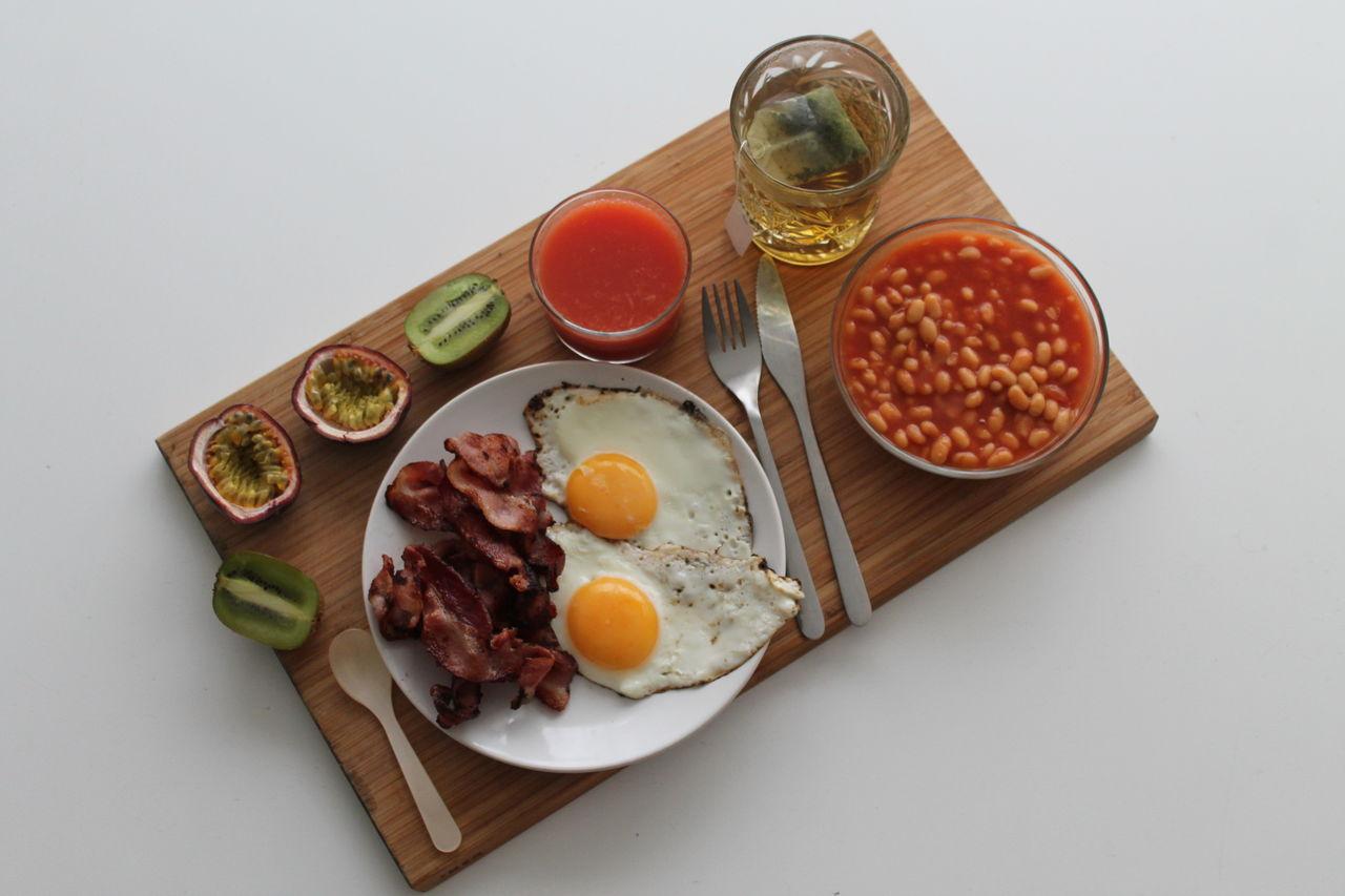 Beautiful stock photos of obst, Bacon, Bean, Breakfast, Butter Knife