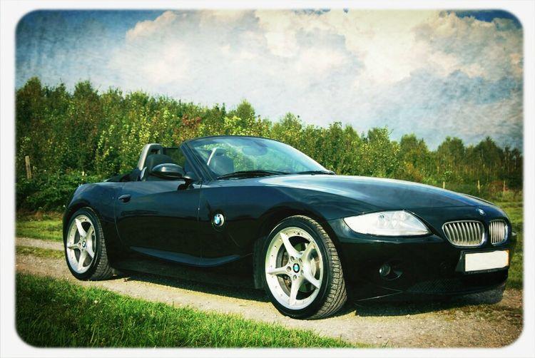 Drive Bmw Car Enjoying Life Z4 Roadstar
