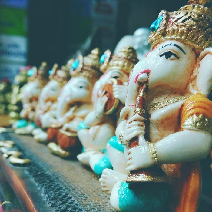 Ganesha Ganesha Idols Redmi Note 4G Shot..