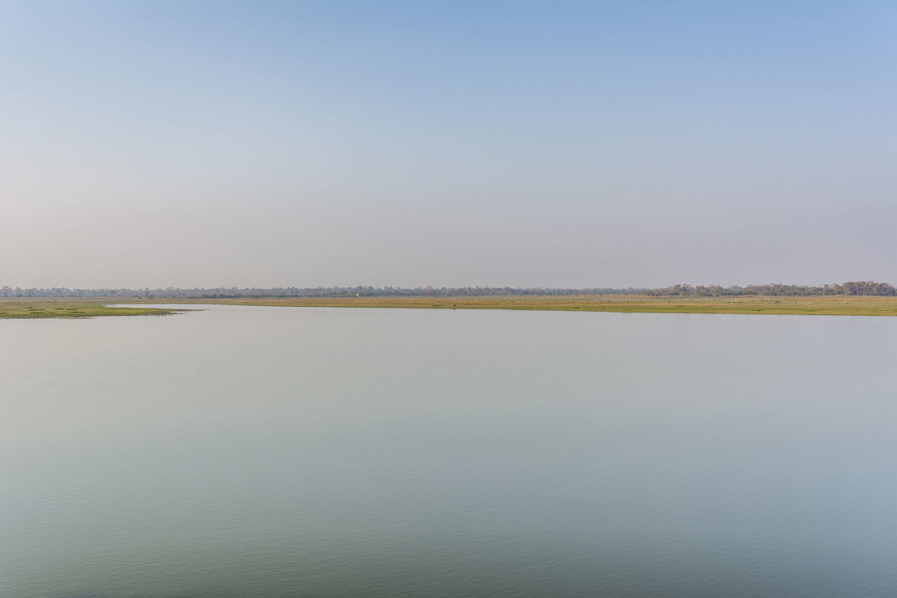 Somethings can only be listened in silence - ✍️Code Nemesis✍️ Now that's some drunken mumble jumble 😂😂Lake Nature Water Beauty In Nature Tranquility Tranquil Scene Scenics Clear Sky Sky Outdoors No People Nature Nature_collection Nature Photography Lakeshore Wild Wildlife Wildlife & Nature Wildlife Photography Minimalism Minimal Water Reflections Waterfront Lake In Kaziranga National Park