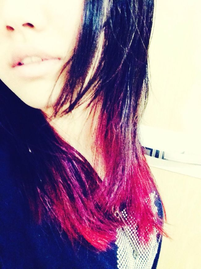 Red Hair Red That's Me