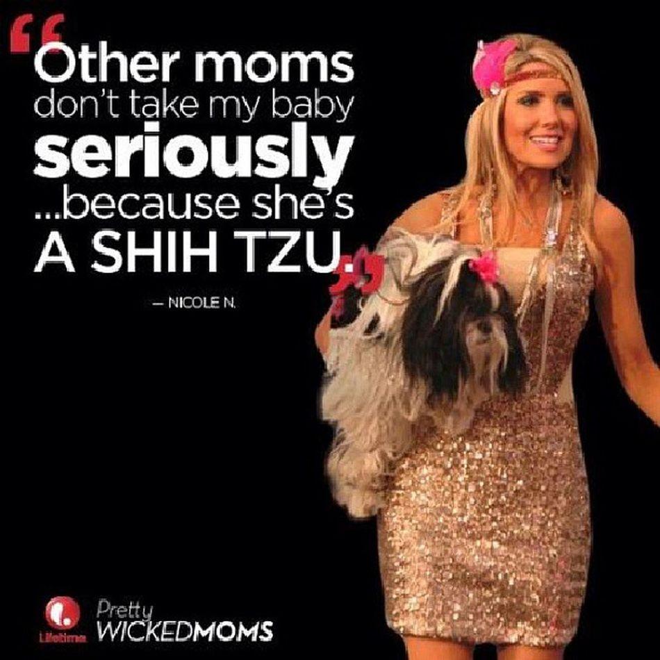 Yup! Lol. Prettywickedmoms Mylife Furbabymama