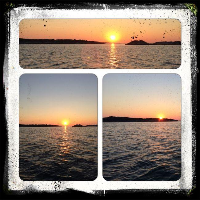 Pricken Båttur Sunset Enjoying Life