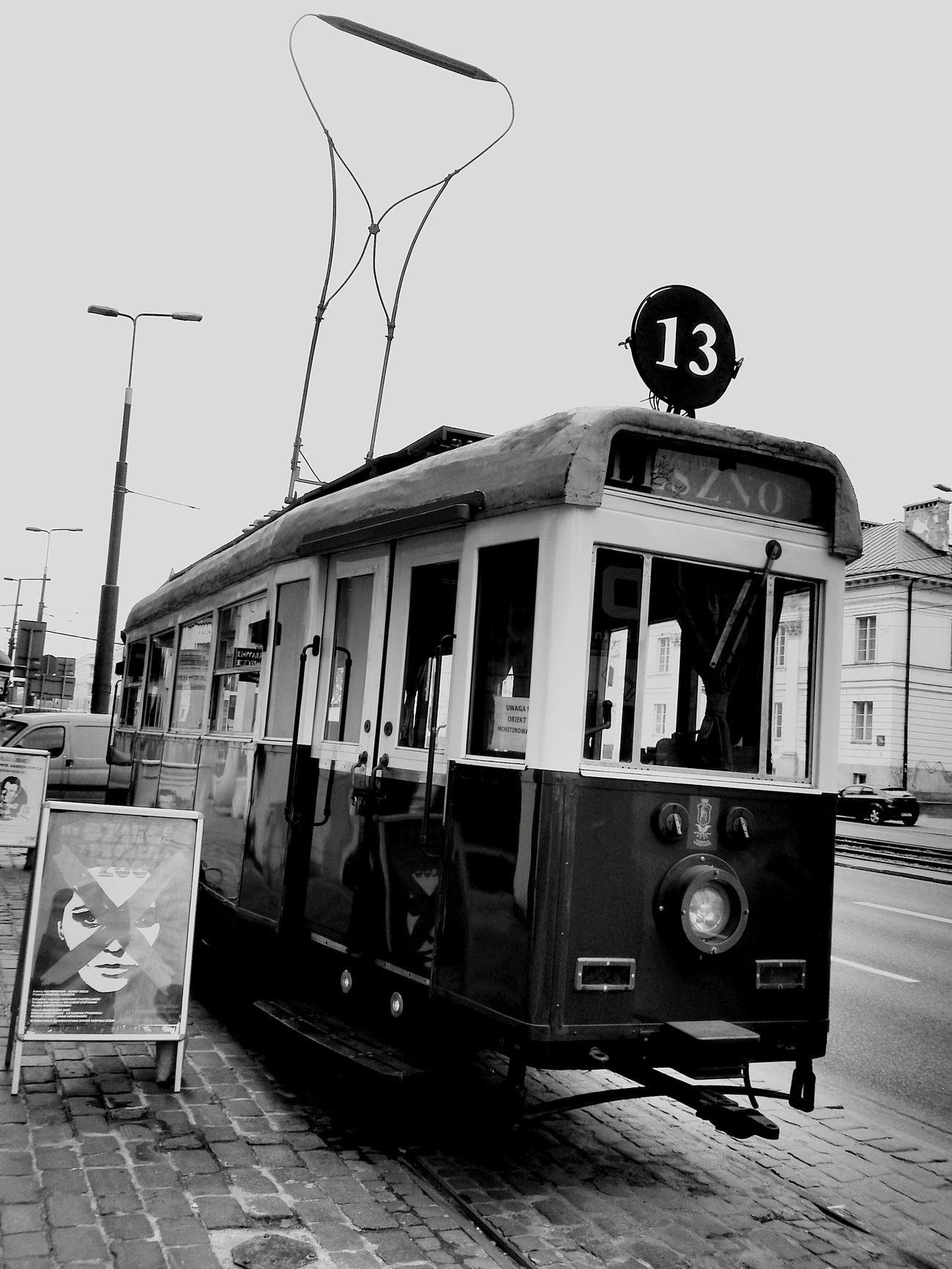 Tram Old Tram Classic Relict On The Road Streetphotography Streetphoto_bw Streetphotography_bw Blackandwhite Monochrome