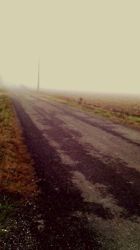 Sport Running Froid Brouillard Passion Heureuse