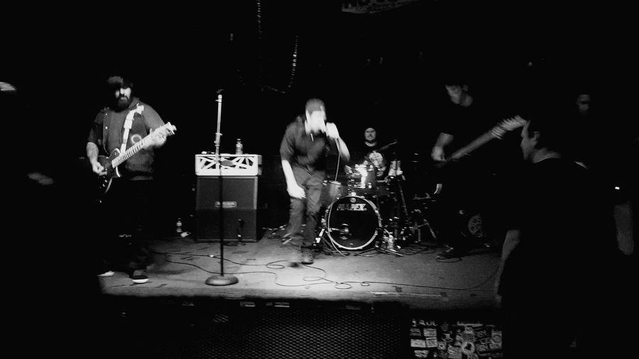 Concert Show Gilman Metal Metal Show Blackandwhite Blackandwhite Photography Black And White Photography