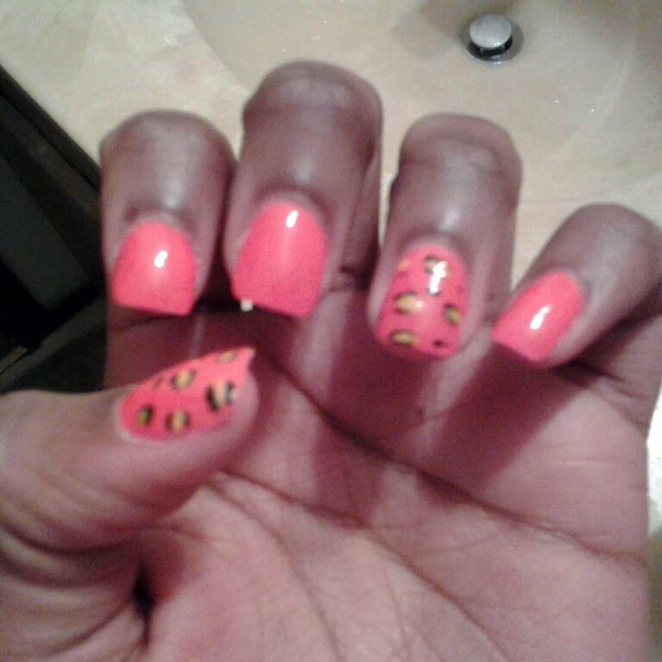 My Nails Are Cuteeee!♥