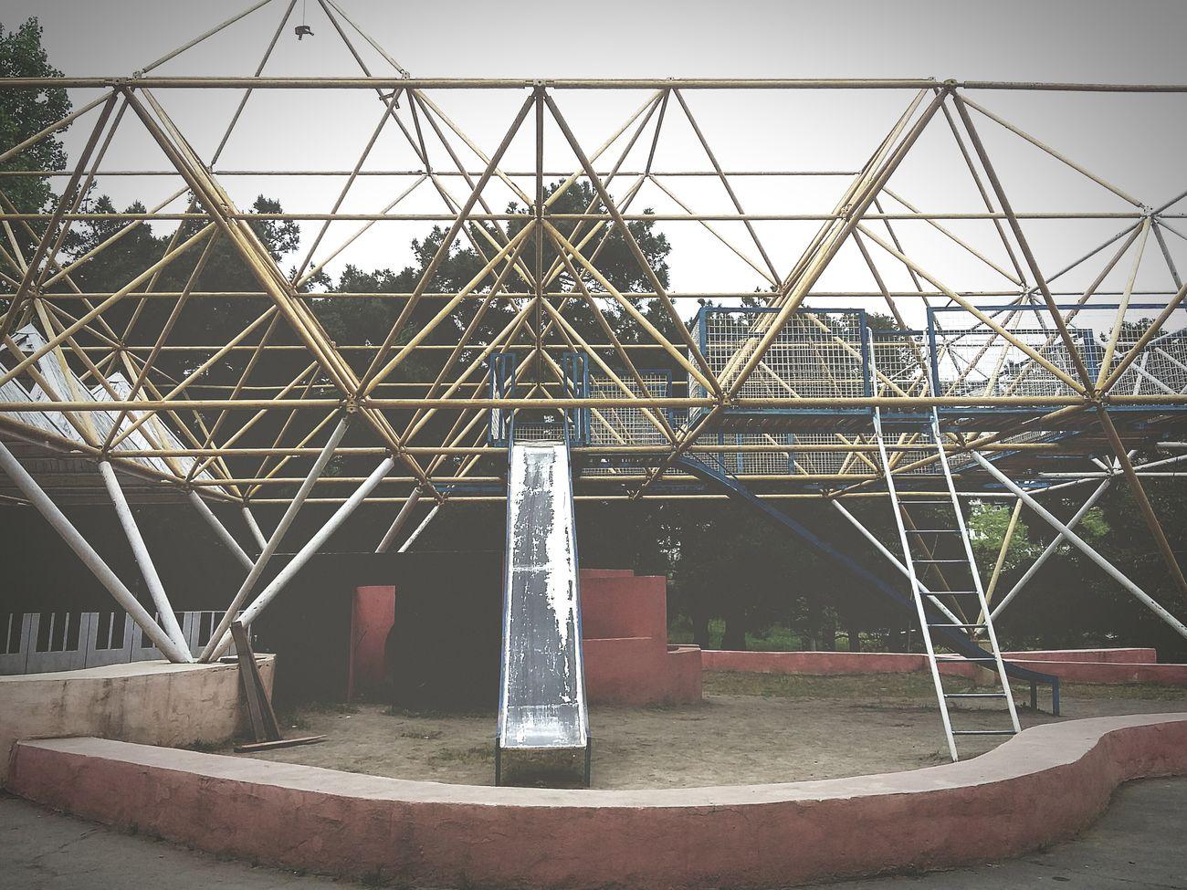 Retro Soviet playground, Tbilisi. First Eyeem Photo