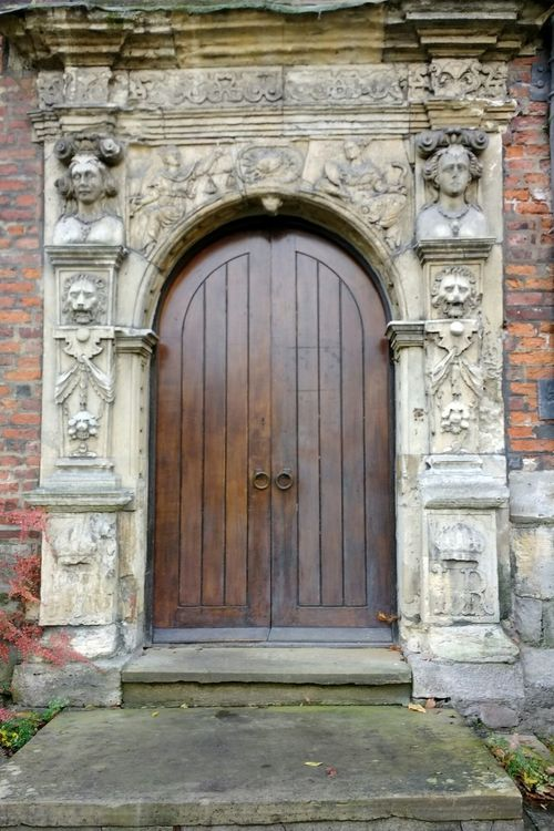 Kings Manor York University Of York  Elizabethan Architecture Elizabeth I Architecture Architectural Detail Stonecarving Medieval Medieval Architecture