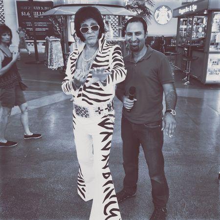 Las Vegas Elvis Presley Fremont FremontStreet