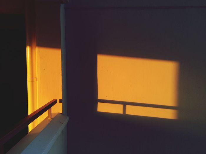 Abstract Light Sun