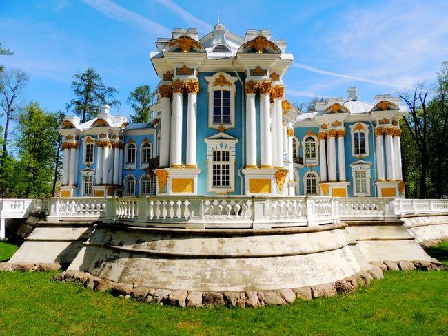 Palace Pushkin  Sankt-peterburg Moat Walking Around Walking Magic Place ☀️ Sunnyday☀️ Garden Photography Park