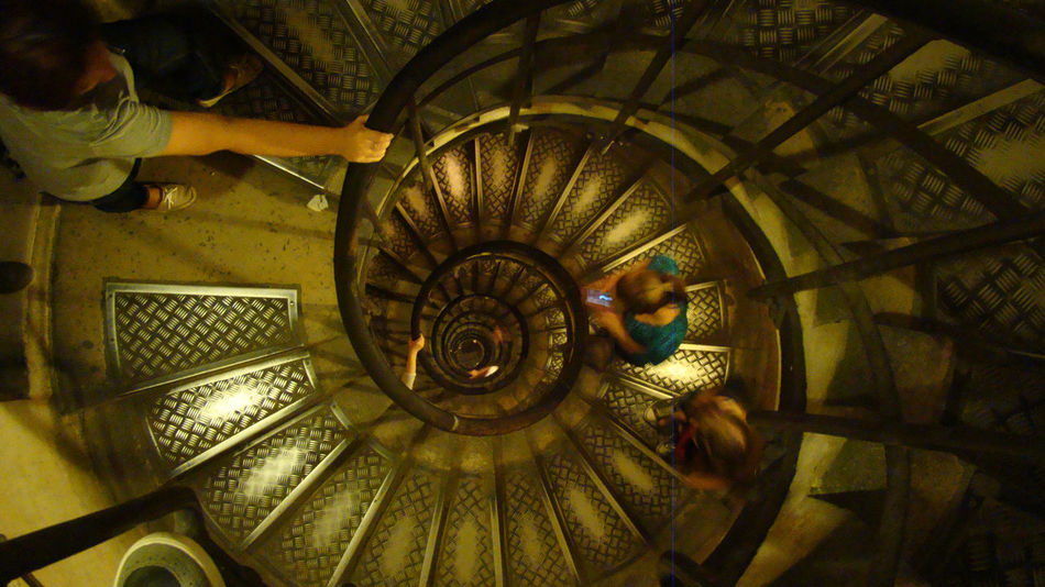 Caracole Caracoles  High Round Snail Spiral Spiral Staircase Staircase Stairs