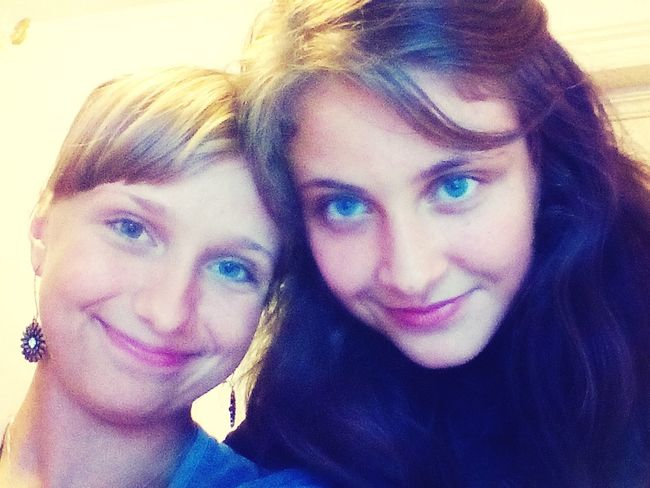 My Bestfriend And I. ♥ We Are Young and Beautiful ♥