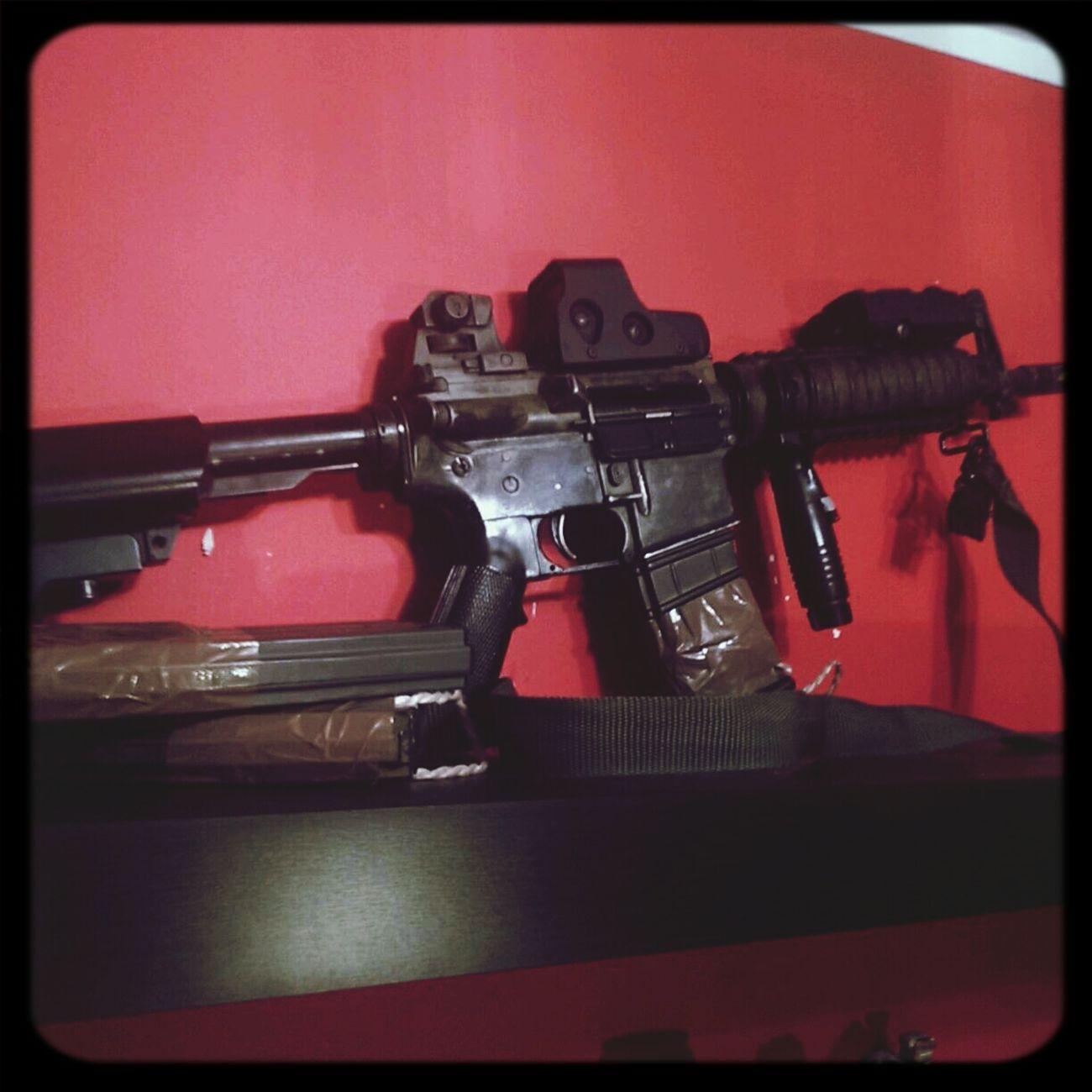 M4 Eotech Tactical