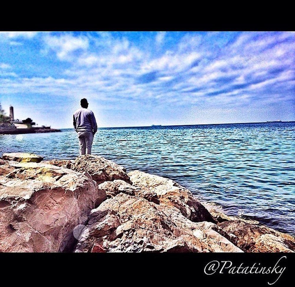 Muggia Muja Relaxing Hello World Neverstopexploring  Sea And Sky Horizon Italy