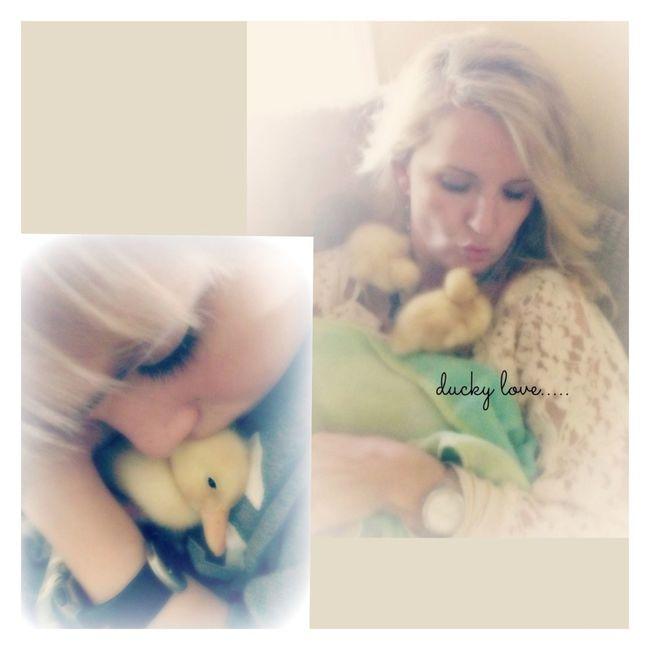 Duck love!!