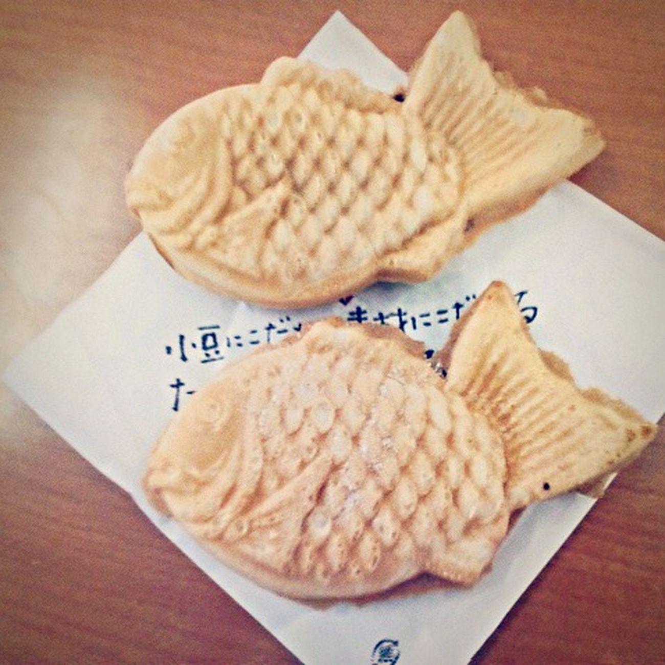 たいやき TAIYAKI Japanese Sweets Sweet Bean Paste Bean Jam Dessert デザート あんこ 餡子 小豆 Do you know😍⁉️🍡🍧🍨