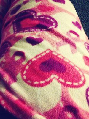 My beautiful pajamas ^___^